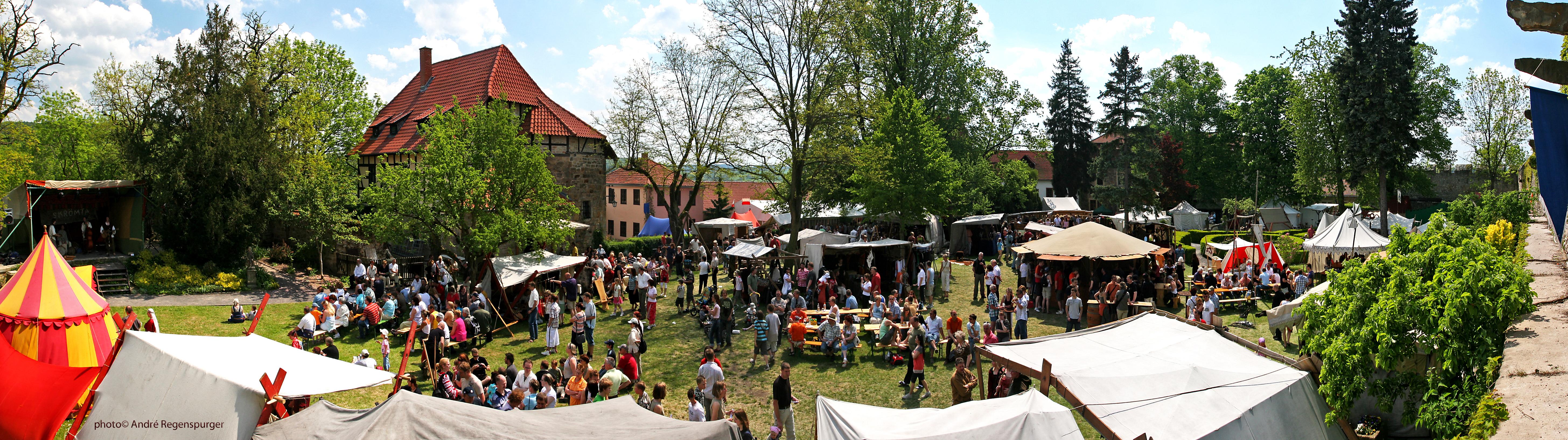 Burgfest CREUZBURG by Poeta Magica